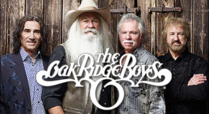 Joe Bonsall and the Oak Ridge Boys